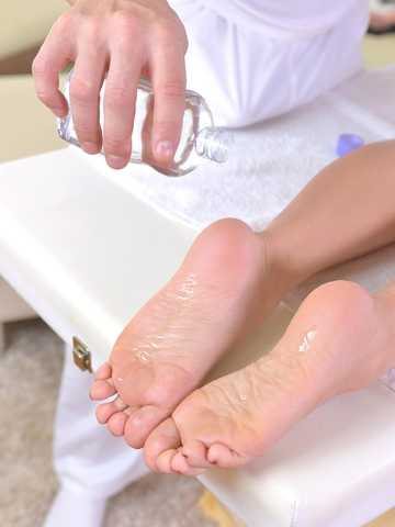 Toe Sucking Massage