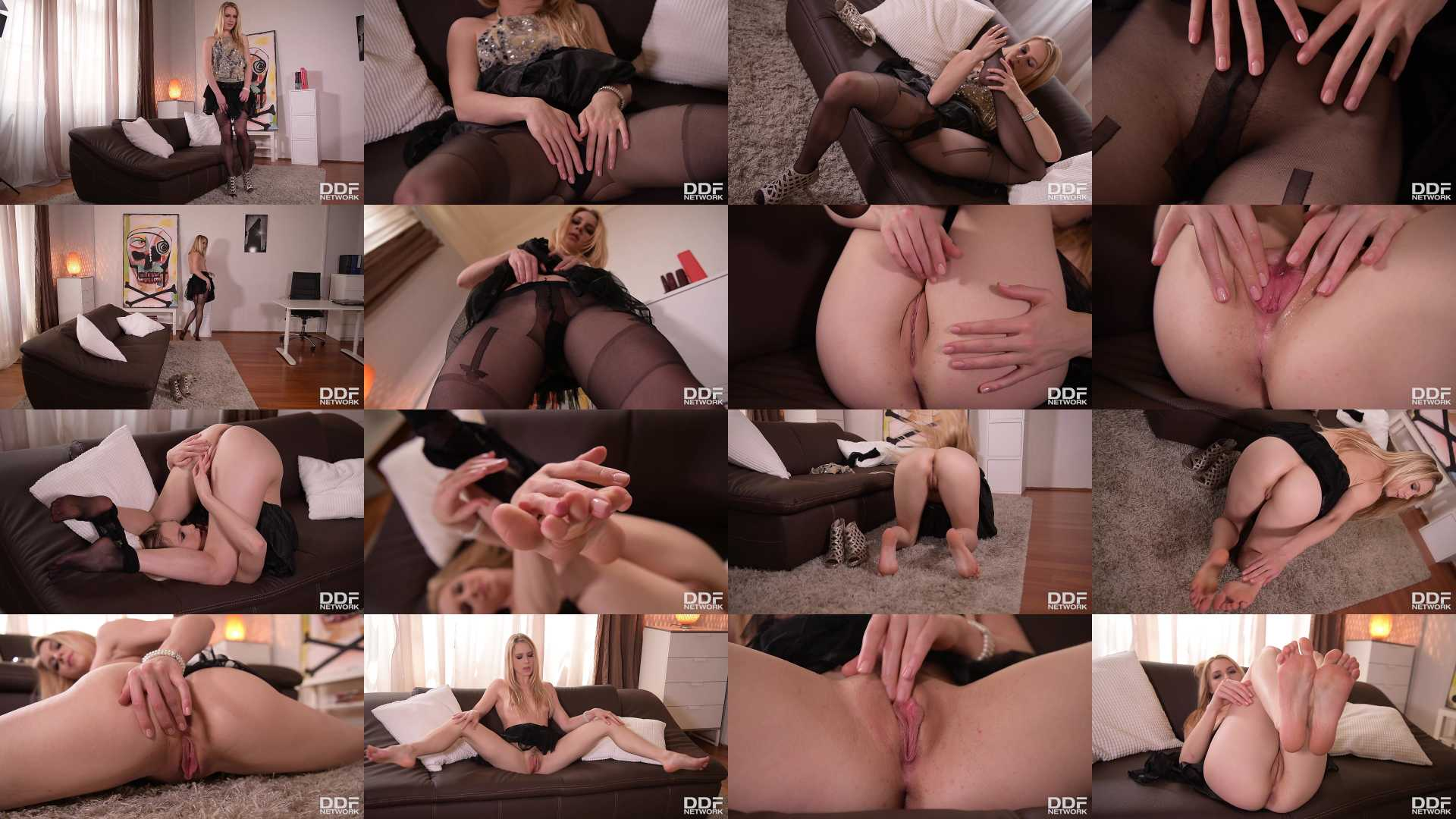 Alecia Fox in Insatiable: Flexible Russian Teen Bends Her Endless Legs